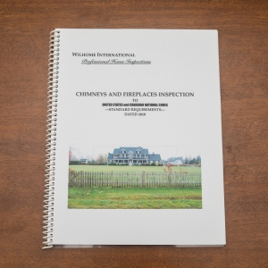 Chimney & Fireplace Code Inspection Booklet