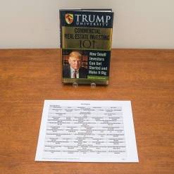 Comercial Property - Book - Trump University - Comm. RE Investing 101 & Key Figures Investment Page