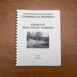 Commercial Property - Booklet - Emerging Real Estate Markets