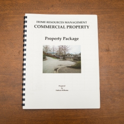 Commercial Property - Booklet - Property Package