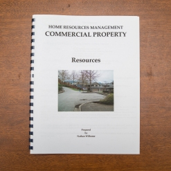 Commercial Property - Booklet - Resources