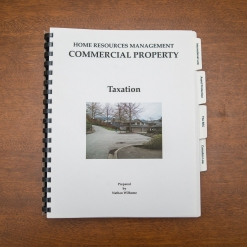 Commercial Property - Booklet - Taxation