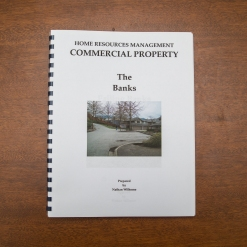 Commercial Property - Booklet - The Banks