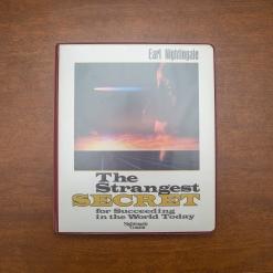 Real Estate Library - Binder - Earl Nightingale - The Strangest Secret