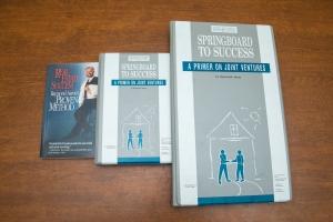 Raymond Aaron's Springboard to Success Contract