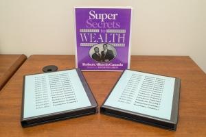 Real Estate Library - Binders - Robert Allen with Raymond Aaron Super Secrets to Wealth